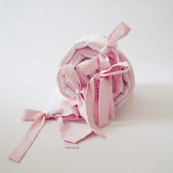 Ochraniacz Różowo-biały