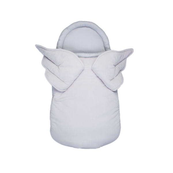 WONDER ANGEL – śpiworek szary