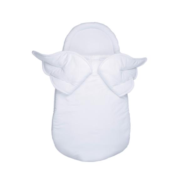WONDER ANGEL – śpiworek biały
