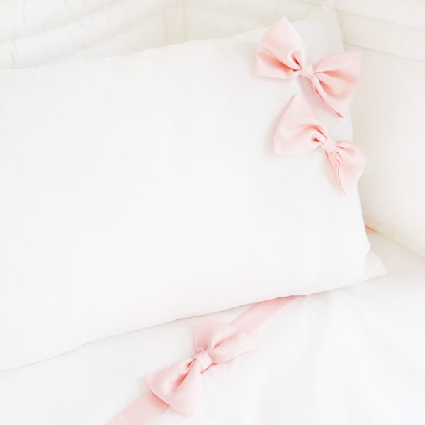 Shiny – różowe kokardki
