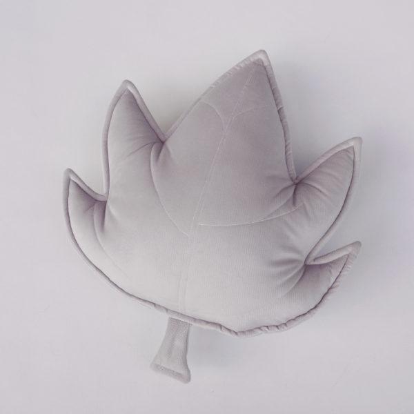 Poduszka Velvet – Liść