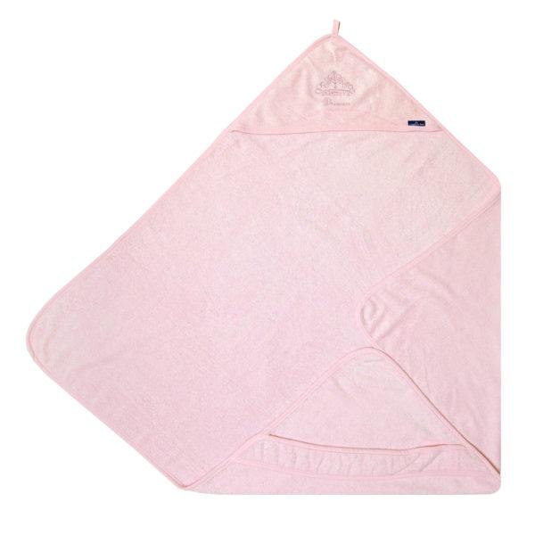 Bambusowy ręcznik/okrycie kąpielowe – róż