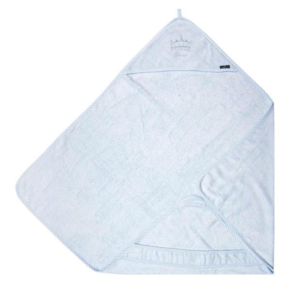 Bambusowy ręcznik/okrycie kąpielowe -Błękit