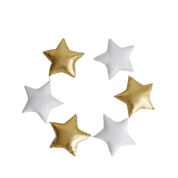 Girlanda 6 gwiazdek